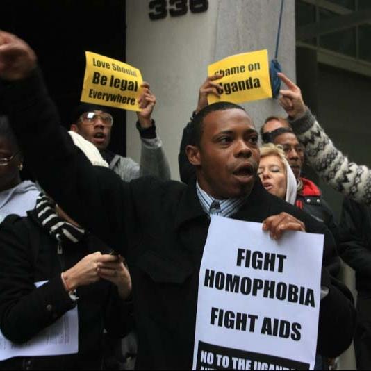 HBTQ-personers situation i Uganda