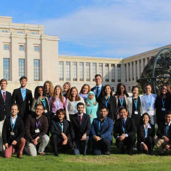 World Health Assembly med IFMSA, 18 – 26 maj 2015