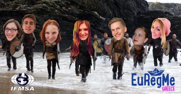 Ett grekiskt äventyr  – EuRegMe 2016