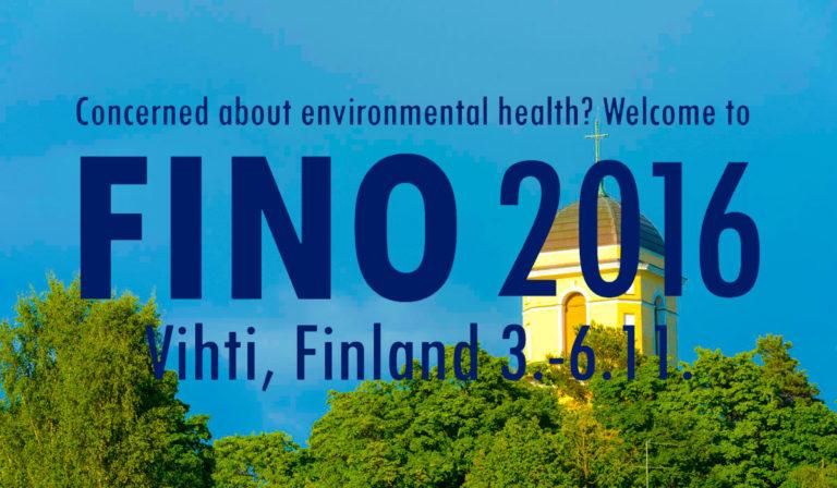 Nordisk IFMSA-möte, FINO 2016, november, Vihti, Finland