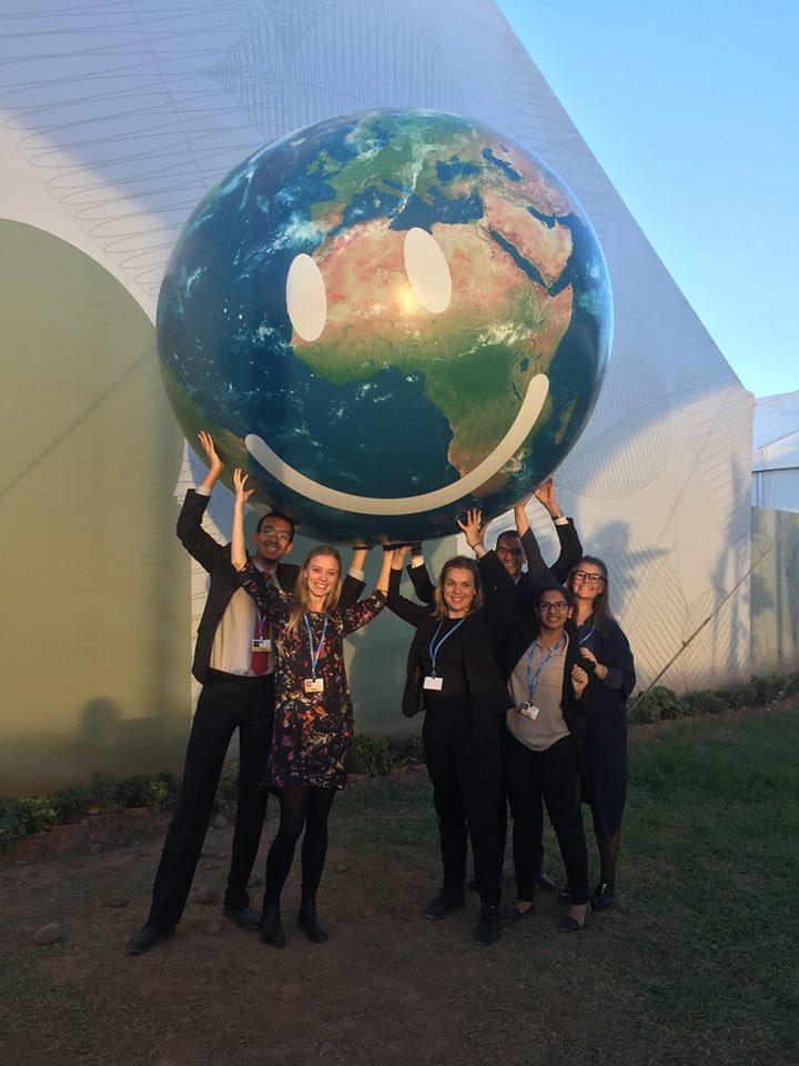 FN:s årliga klimatförhandling