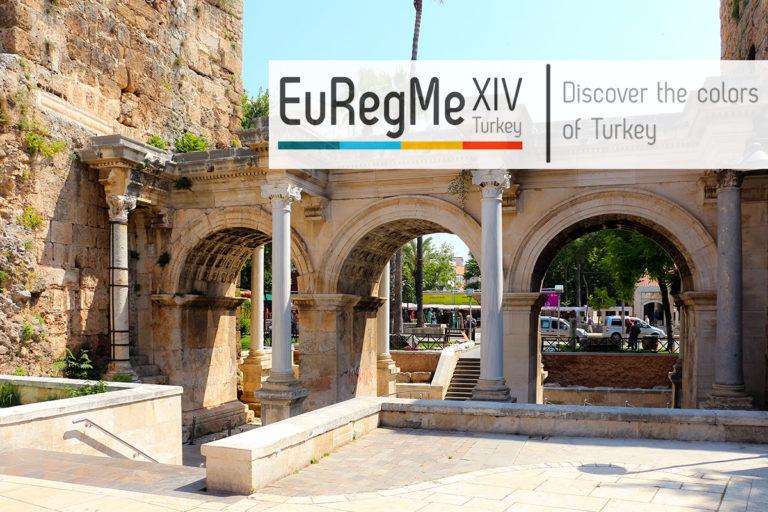 Ansökan för EuRegMe 2017 i Antalya öppnar!