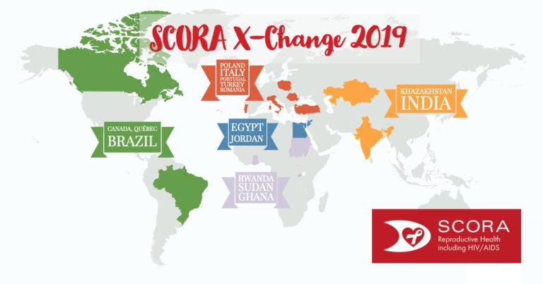Vill du åka på SCORA X-change i sommar?