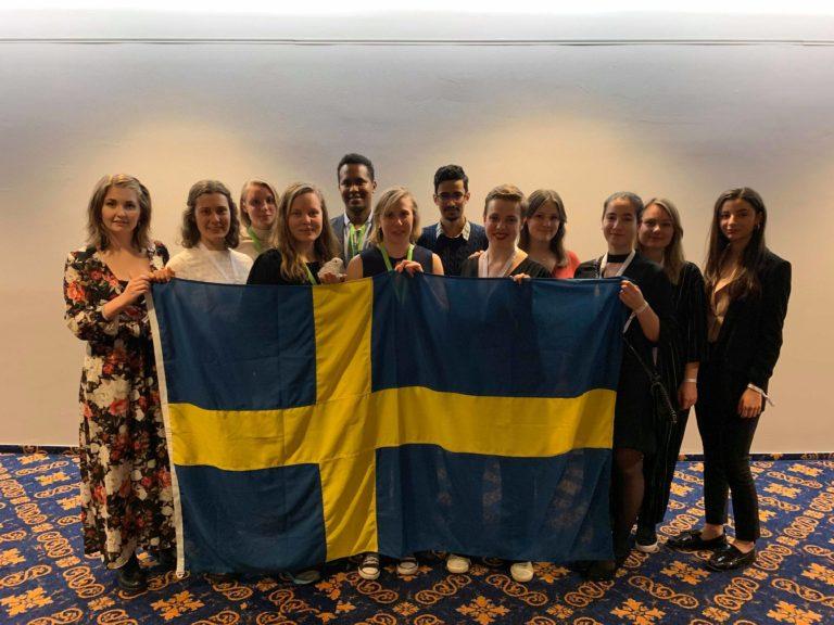 Rapport från March Meeting 2019 i Slovenien