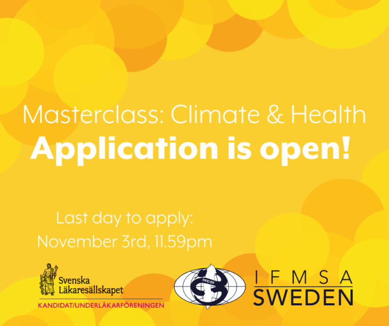 Masterclass: Climate & Health